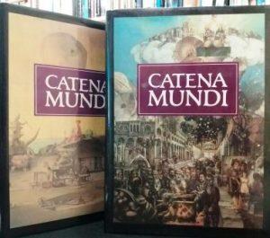 CATENA MUNDI (Srpska hronika na svetskim verigama) - priredio PREDRAG R. DRAGIĆ KIJUK u 2 knjige