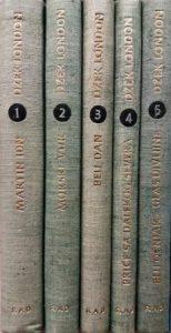 DžEK LONDON izabrana dela u 5 knjiga