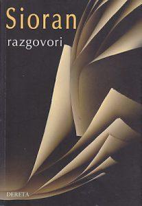 RAZGOVORI - EMIL SIORAN