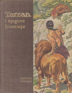 TARZAN I NJEGOVE ŽIVOTINJE (3) - EDGAR RAJS BAROUZ
