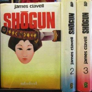 ŠOGUN (Roman o Japanu) - DŽEJMS KLEJVEL u 3 knjige