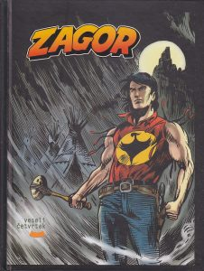 Biblioteka ZAGOR - knjiga 1