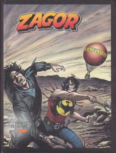 Biblioteka ZAGOR - knjiga 10