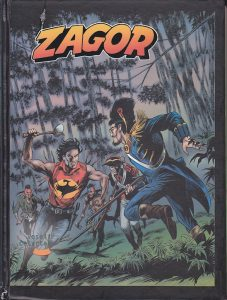 Biblioteka ZAGOR - knjiga 19