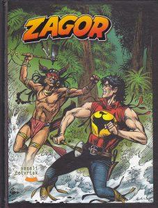 Biblioteka ZAGOR - knjiga 3