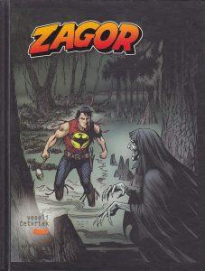 Biblioteka ZAGOR - knjiga 4