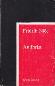 ANTIHRIST - FRIDRIH NIČE
