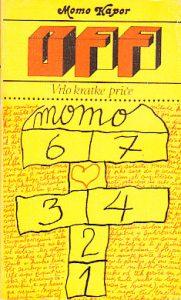 OFF (Vrlo kratke priče) - MOMO KAPOR