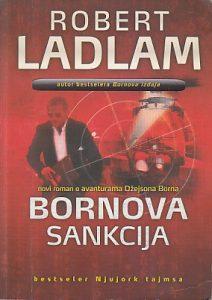BORNOVA SANKCIJA - ROBERT LADLAM