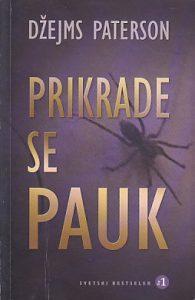 PRIKRADE SE PAUK - DŽEJMS PATERSON
