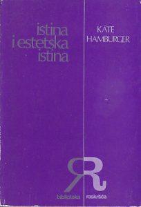 ISTINA I ESTETSKA ISTINA - KATE HAMBURGER